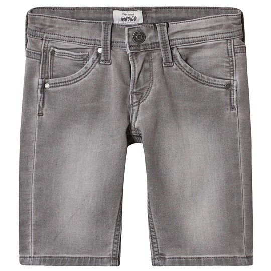 Pepe Jeans Cashed Denim Shorts Grå WK1