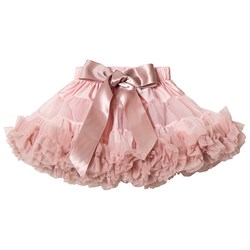 DOLLY by Le Petit Tom Isabella Pettiskirt Kjol Rose/Dusty Pink