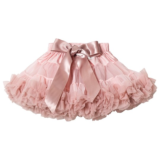 DOLLY by Le Petit Tom Isabella Pettiskirt Rose/Dusty Pink Rose/Dusty Pink