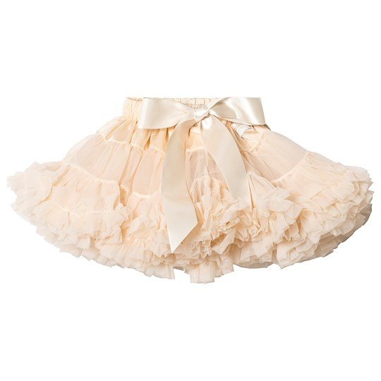 DOLLY by Le Petit Tom Princess Pettiskirt Cream/Ivory Cream