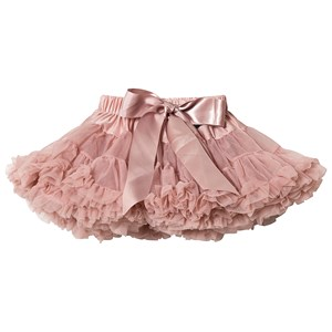 Image of DOLLY by Le Petit Tom Cat Princess Pettiskirt Dusty Pink Medium (6-8 år) (3126773635)
