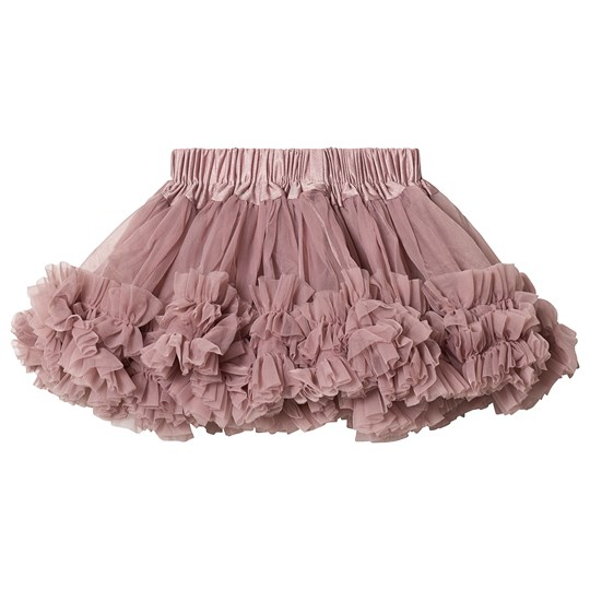 DOLLY by Le Petit Tom Frilly Skirt Mauve MAUVE