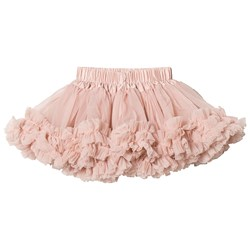 DOLLY by Le Petit Tom Frilly Kjol Ballet Pink