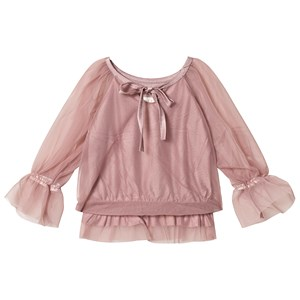 Image of DOLLY by Le Petit Tom Fairy Top Mauve Medium (6-8 år) (3126773955)
