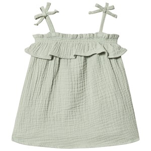 Image of Rylee + Cru Ruffle Tube Top Seafoam 2-3 år (3127591799)