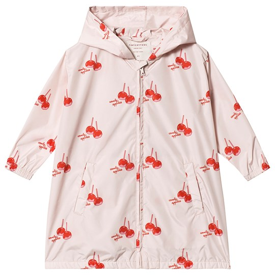 Tinycottons Candy Apples Windbreaker Pearl/Red pearl/red