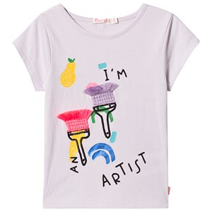 Image of Billieblush I'm An Artist Tee Lavender 10 years (3126772239)