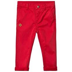 ebbe Kids Sten Chinos Pant Red