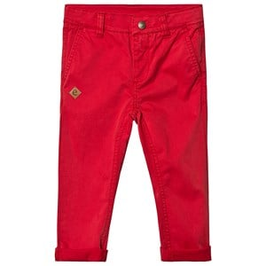 Image of ebbe Kids Sten Chinos Pant Red 104 cm (3-4 år) (3127572405)