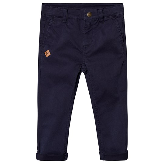 ebbe Kids Sten Chinos Night Blue Night Blue