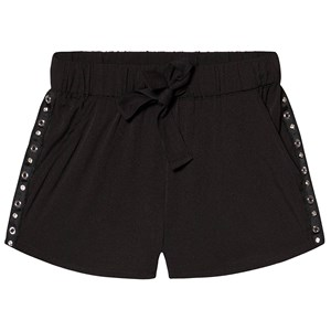 Image of How To Kiss A Frog Dee Shorts Black Black Eylet 4 år (1352056)