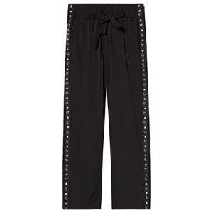 Image of How To Kiss A Frog Speed Pant Black Eylet Black 10 år (1352168)