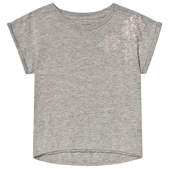 How To Kiss A Frog Cut T Sparkle Grey Black