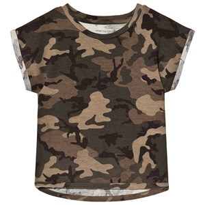 Image of How To Kiss A Frog Cut T Camo T-Shirt 10 år (3127585913)