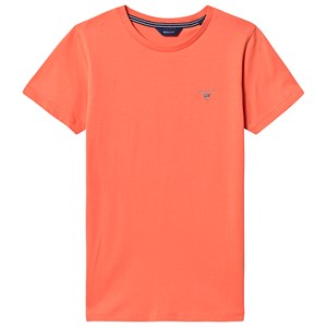 Image of GANT Branded Tee Orange 122-128cm (7-8 years) (3127535109)