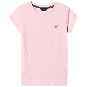 Image of GANT Branded Tee Pink 122-128cm (7-8 years) (3127531711)
