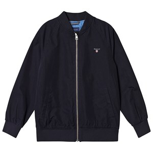 Image of GANT Branded Bomber Jacket Navy 122-128cm (7-8 years) (3127535023)