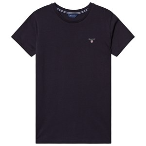 Image of GANT Branded Tee Navy 122-128cm (7-8 years) (3127535091)