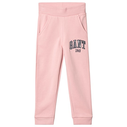 GANT Branded Sweatpants Pink 659