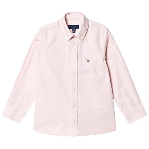 Image of GANT Branded Oxford Shirt Pink 110-116cm (5-6 years) (3127535047)