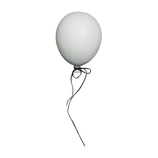 By On Small Balloon Decoration White White