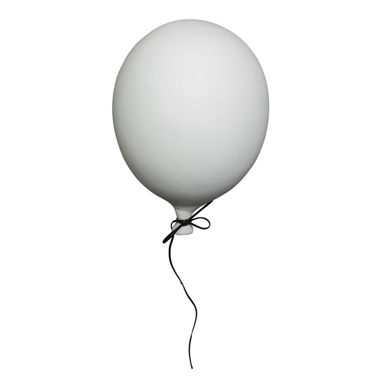 By On Stor Ballong Dekoration Vit White