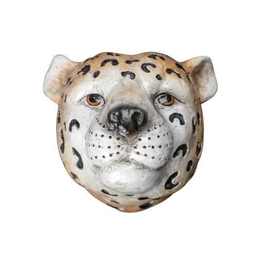 By On Wall vase Cheetah BROWN