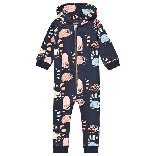 Filemon Kid Raccoon One-Piece Mood Indigo Mood Indigo