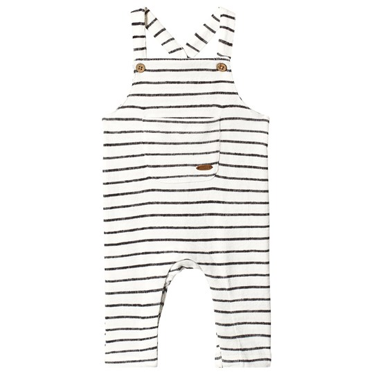 Hust&Claire Mitzy Overalls White Magnet