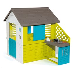 Smoby Pretty Playhouse with kitchen