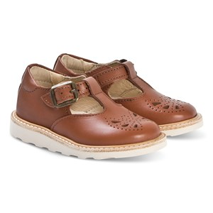 Image of Young Soles Chestnut Rosie Sandals 35 (UK 2.5) (1525288)