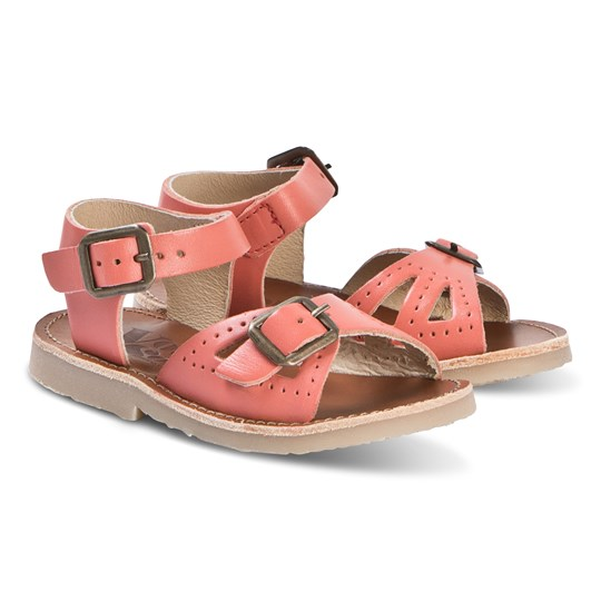 Young Soles Pearl Sandaler Korall Coral
