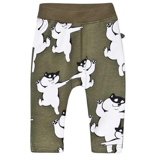 MAINIO Doggi Sweatpants Dusty Olive Dusty Olive