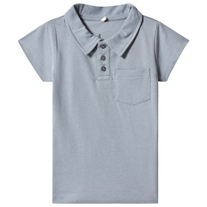 Image of A Happy Brand Polo Shirt Grey 110/116 cm (3129563671)