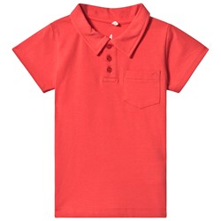A Happy Brand Polo Shirt Red