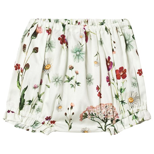 Christina Rohde Floral Bloomers White White