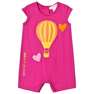 Image of Agatha Ruiz de la Prada Hot Air Balloon Romper Pink 12 months (3129562025)
