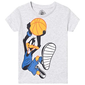 Image of Eleven Paris Daffy Basketball Tee Grey 10 years (3129564347)