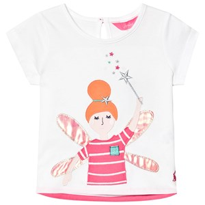 Image of Tom Joule Maggie Tee White 1 year (3129561393)
