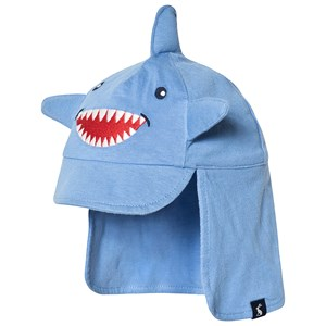 Image of Tom Joule Sunfun Hat Blue 0-6 months (3129561539)