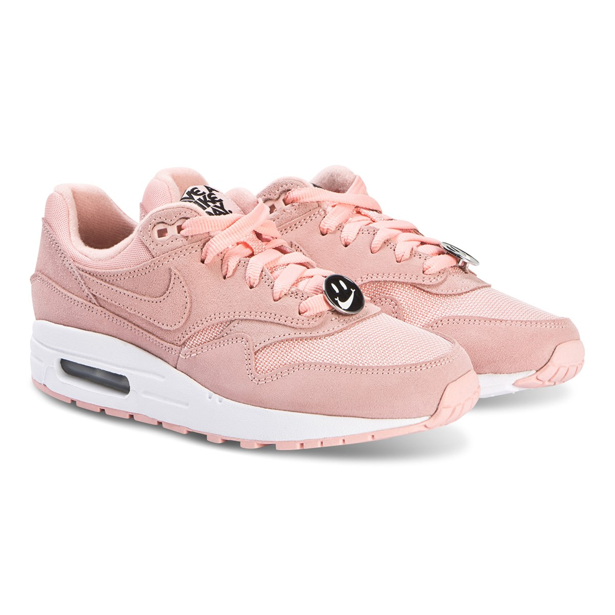 size 40 cb6ca 35692 Pink Nike Air Max 1 Sneakers