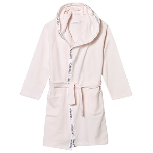 Image of Calvin Klein Branded Robe Pink L (10-14 years) (3129561763)
