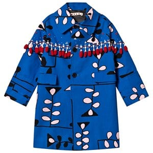 Image of Marni Floral Jacket Blue 10 years (3129564503)
