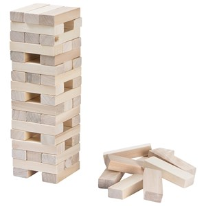 Image of GameZone Bricks game with 51 bricks 3 - 5 years (1342658)