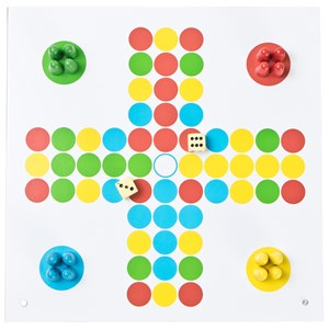 Image of GameZone Ludo game 3 - 5 years (1342662)