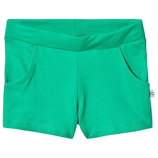 A Happy Brand Mini Shorts Green