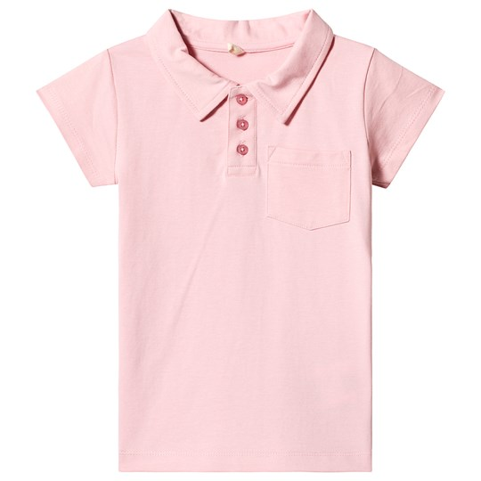 A Happy Brand Polo Shirt Pink