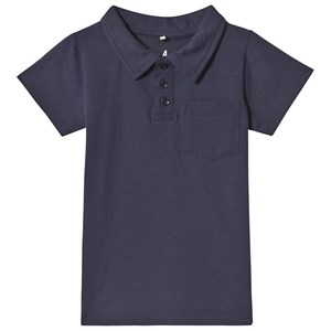 Image of A Happy Brand Polo Shirt Navy 110/116 cm (3131980999)