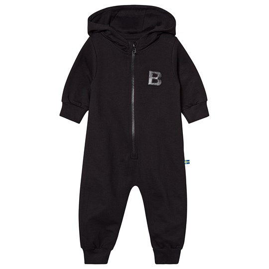 The BRAND Onesie Black