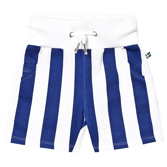 The BRAND Jonta Shorts Blue Stripe